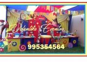 Decoración de madagascar  circo  , fiestas  infantiles , en lima , toldos circo