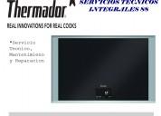 Servicio tecnico cocinas vitroceramicas thermador lima