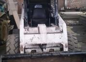 venta alquiler y reparacion de minicargador  bobcat 981379192
