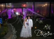 Organizamos todo para tu boda, quinceaÑero, bautizos, hora loca