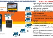 Dispensadores digitales con software avatel peru sac