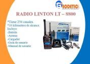 Radio linton lt-8800