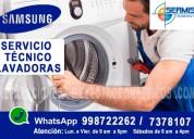 «samsung service»7378107«reparacion de lavadoras-lavasecas»independencia«