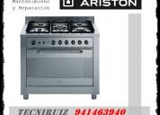 Servicio tecnico para cocinas ariston mantenimiento lima