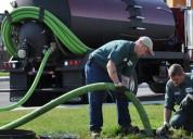 Limpieza y succión de residuos de pozo séptico. 989540432