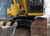 Vendo excavadora sobre oruga kobelco sk 350 2011