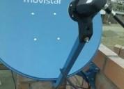Tecnico instalador de antenas satelitales  directv, claro movistar