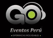 Go eventos perú