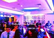 Orquesta show musica variada en vivo en lima para matrimonios fiestas 50 años en peru