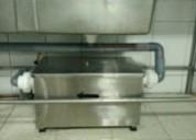 Trampas de grasa en acero
