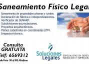 Abogado inmobiliario - junta de propietarios - propiedades con hipotecas