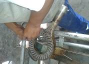 Avisos para instalaciones de gas