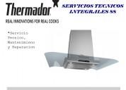 Campanas extractoras thermador servicio tecnico lima