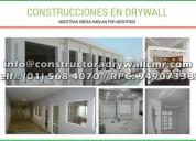 Constructora drywall cmr 949073383 / 5684070