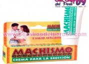 El machismo cream 0,5 oz