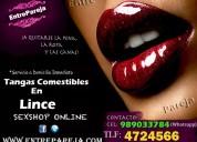 Tangas de chocolate para llevar al extasis a tu pareja tlf: 4724566 - 994570256 sedúcela