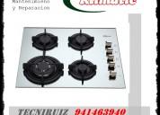 Cocina vitroceramica klimatic servicio tecnico lima mantenimiento