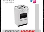 Cocinas estufas inresa mantenimiento servicio tecnico lima