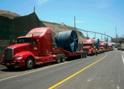 Transvisionperu eirl  empresa de transportes  de carga pesada a nivel  nacional  995034160