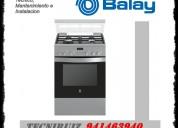 Balay cocinas servicio tecnico mantenimiento lima