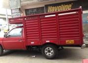 Servicio de taxi carga mudanza