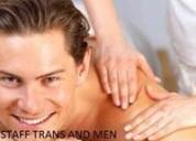 Relajate en peru hair salon con unos masajes antiestres