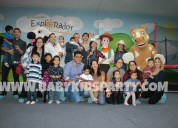 Show infantil de la granja de zenon - baby kids party