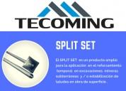 Ancla split set