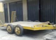 FabricaciÓn y venta camas bajas para carga pesada x mayor y menor 4252269