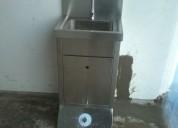 Lavaderos lavamanos estante acero inox-2545930 lima peru