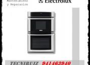 Electrolux cocinas servicio tecnico mantenimiento