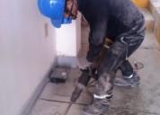 Gasfiteros técnicos especialistas gasfiteria electricidad drywall y acabados