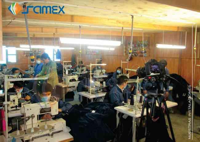 Confección de prendas de vestir en Tacna