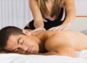 Masajes relajantes a 30 soles