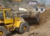Alquilo mini cargadores con pala o martillo demoledor o montacarga 4252269/997470736