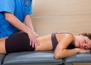 Ofrezco masajes relajantes a mujeres mayores de 18