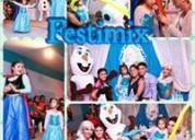 Show infantil tematicos!!! desde s/ 200 no incluye movilidad