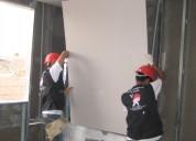 Casas y departamentos en drywall llama 955050525