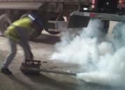 Fumigaciones, control de plagas, desratizacion, lavado de tanques eko planeet