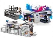 Busco trabajo como ayudante de imprenta
