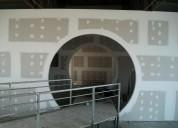 Construye en drywall aprovecha tus espacios libres llama 955050525