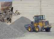 Venta de agregados de construcción y eliminación de desmonte 4252269/997470736/981379192