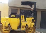 Alquiler y venta rodillos compactadores 3 tn bomag y dynapac 4252269/997470736