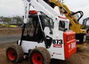 Alquiler de mini cargador bob cat, retro exacavadora cargador frontal eliminacion de desmonte 425226