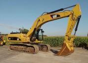 Venta , alquiler y reparaciones de excavadoras 981379192
