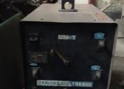 Vendo de ocasiÓn maquina de soldar hobart t - 450