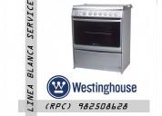 Mantenimiento para cocinas y hornos de la marca westinghouse