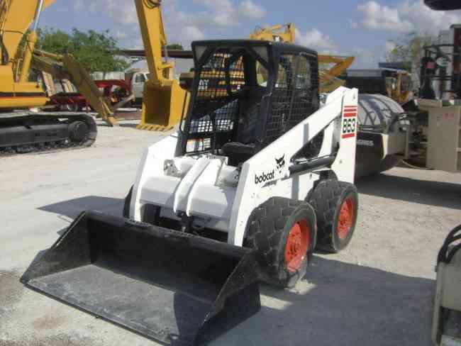 Alquiler de Minicargador bobcat, retro excavadora cargador frontal eliminación de desmonte 4252269