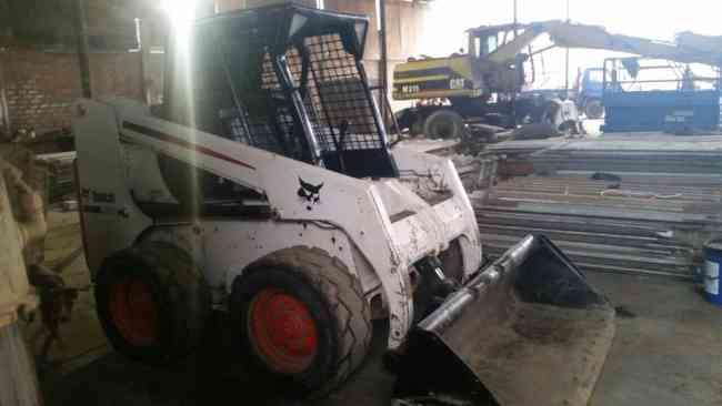 Alquiler de minicargadores bobcat y Cat 997470736/4252269, distrito de lima