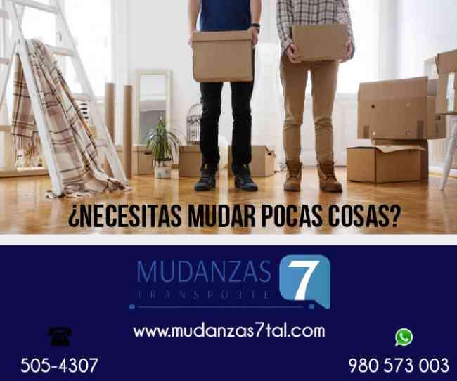 Mudanzas 7 -Mudanzas todo Lima
